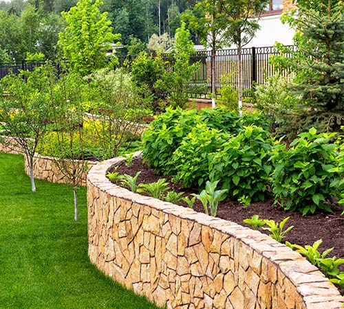 Landscaping in Chatham